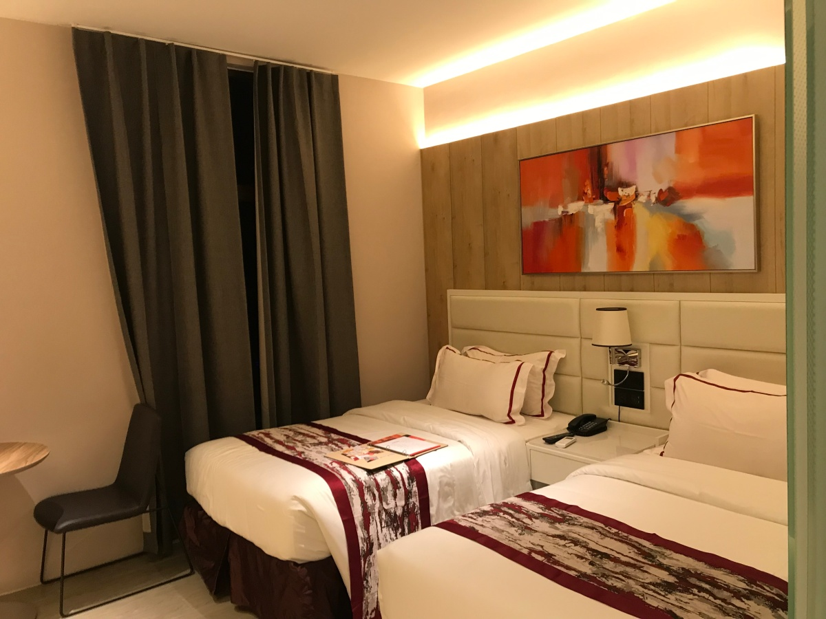 Travel: Red Hotel – Edsa Cubao