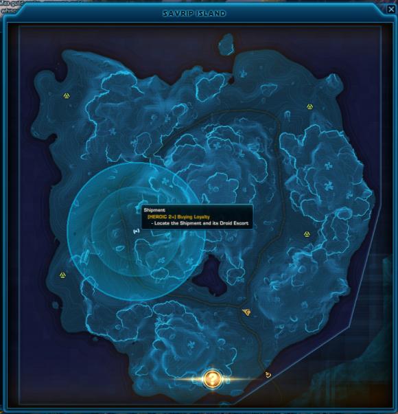 buying loyalty map