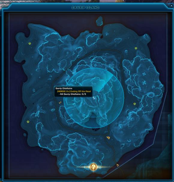 kill map